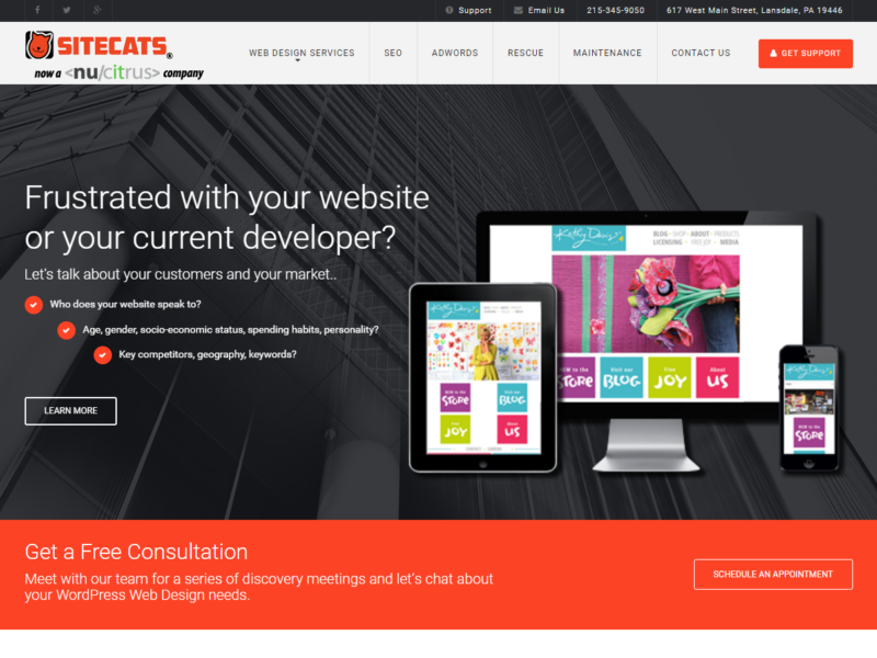 Sitecats Web Development