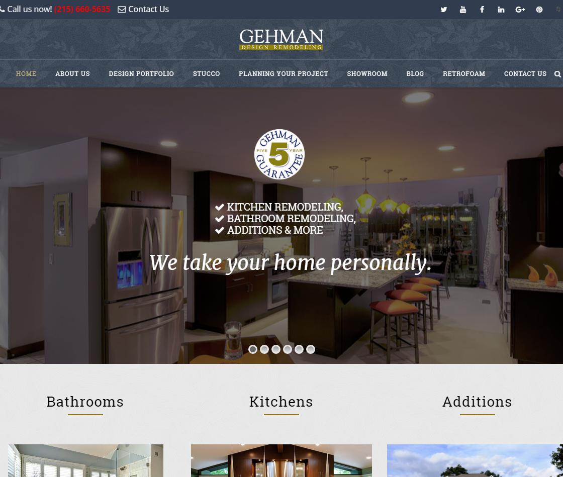 Gehman Design Remodeling