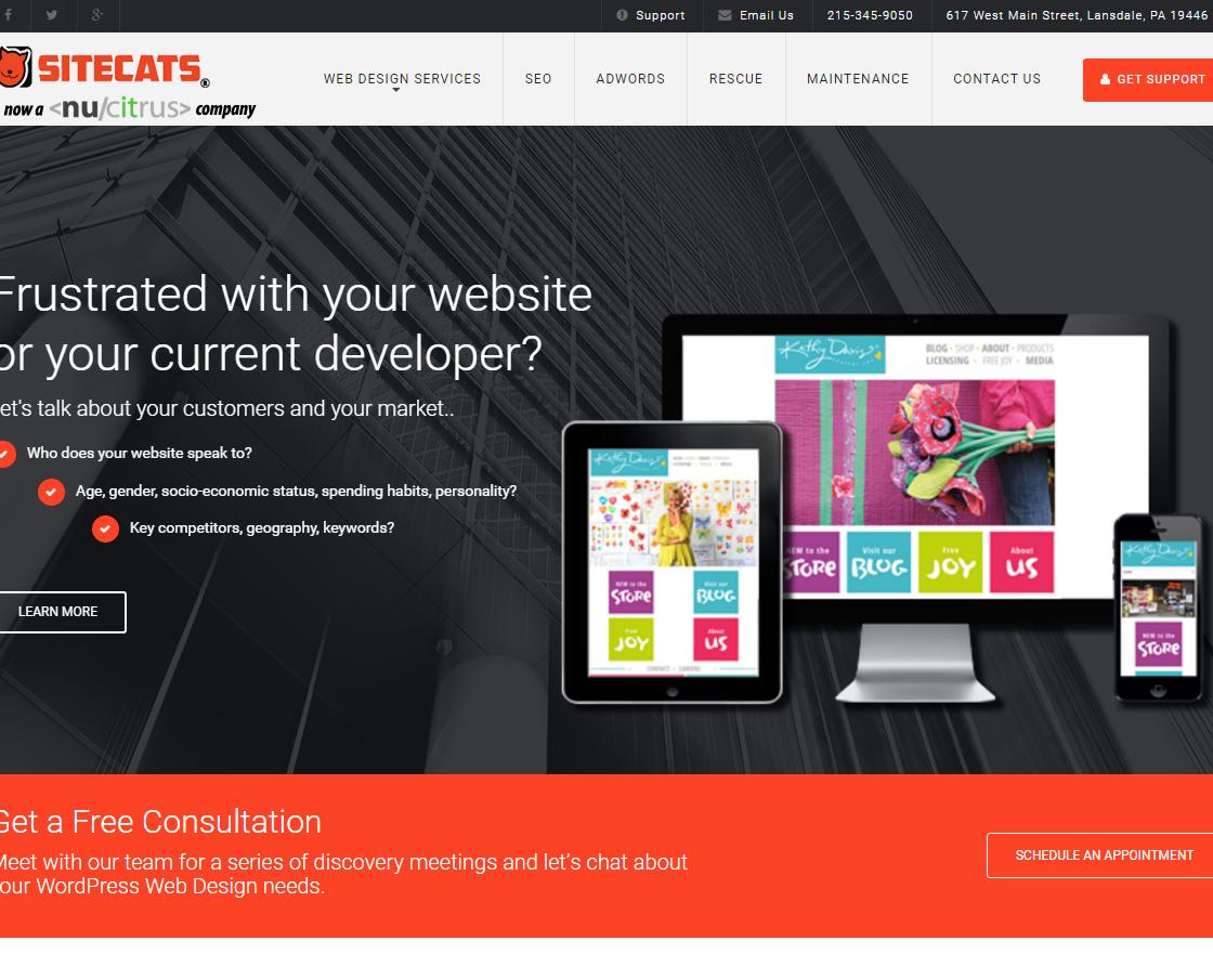 Sitecats Web Development