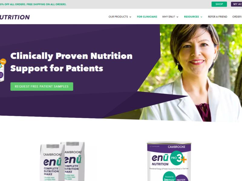 ENU Nutrition Upkeep/Module Creation